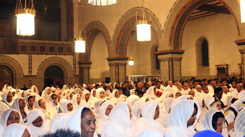 Eritreisch Orthodoxe Kirche