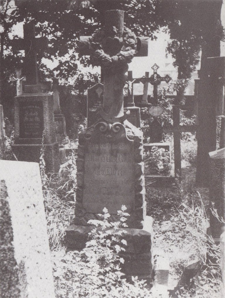 alter friedhof 1931